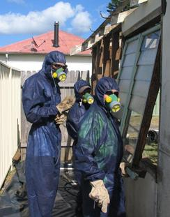 Asbestos Removal Safety