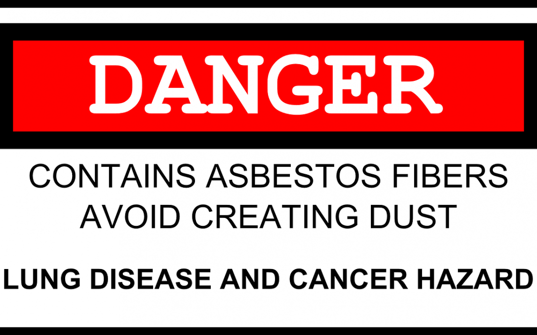 The Big Three Health Risks associated with Asbestos